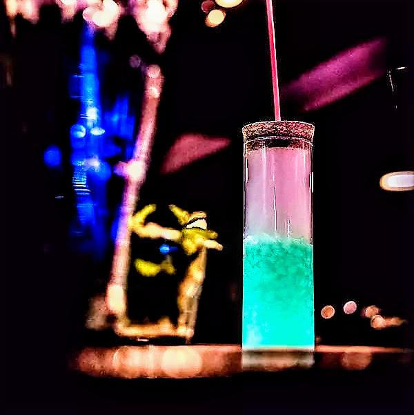 Blue Smoking Thai